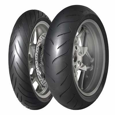 Dunlop Sportmax Roadsmart 2 Tyres 120/60ZR17 (55W)