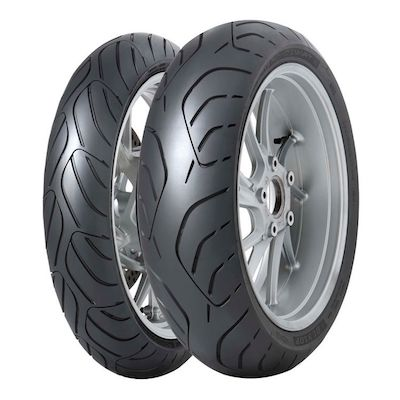 Dunlop Sportmax Roadsmart 3 Tyres 120/70ZR17 (58W)