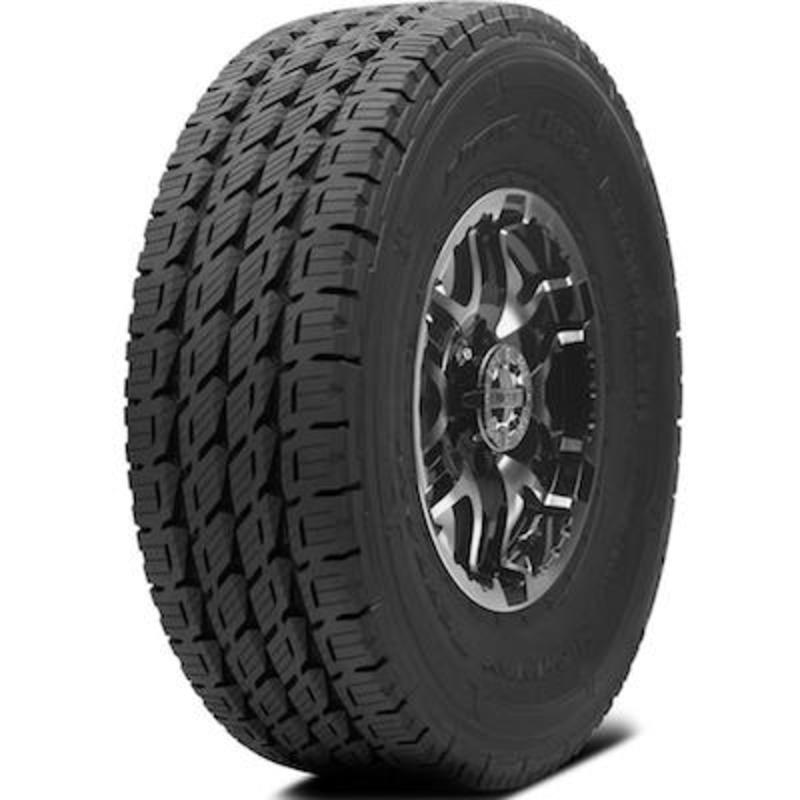 Nitto Dura Grappler >> Details About New Nitto Tyre Dura Grappler Rbl 275 65r18 123q