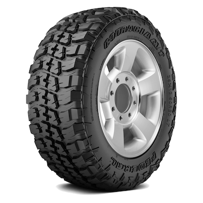 Federal Couragia Mt Tyres LT205R16 110P