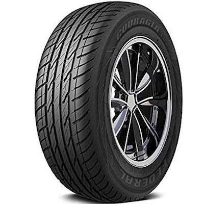 Federal Couragia Xuv Tyres 265/75R16LT 123/120S
