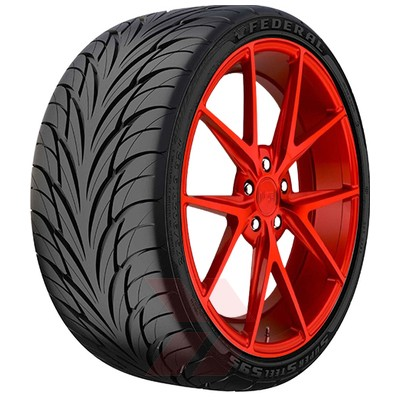 Federal Ss 595 Tyres 255/40R17 94V