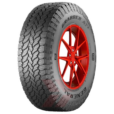 General Tire Grabber At3 Tyres 285/60R18 116H