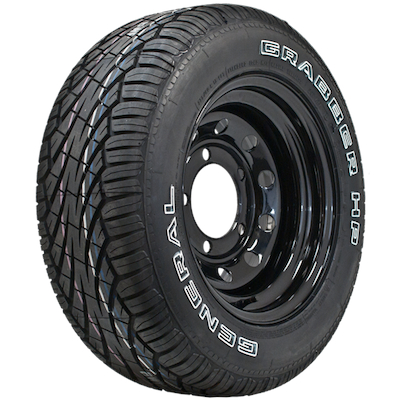 General Tire Grabber Hp Tyres 255/60R15 102H