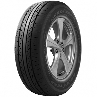 Goodyear Durasport Tyres 205/70R15C 106/104S