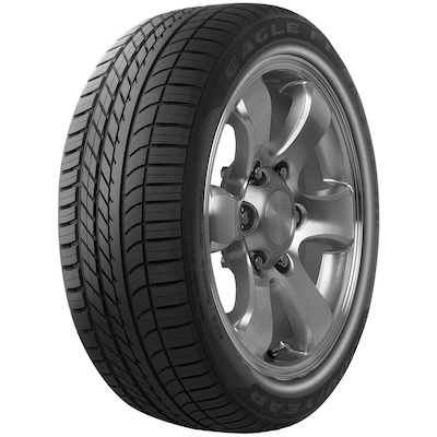 Tyre GOODYEAR EAGLE F1 ASYMMETRIC SUV 4X4 XL ROF RSC * 285/45R19 111W  TL