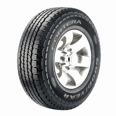Goodyear Fortera Tyres 235/60R17 102H