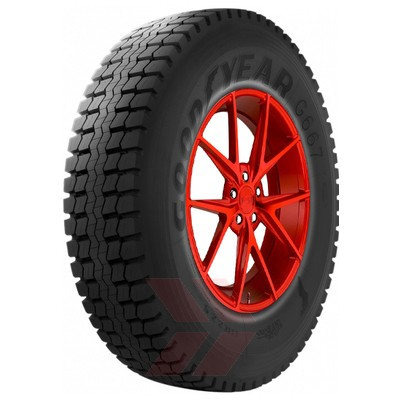 Goodyear G 667 Tyres 11R22.5 148/145L