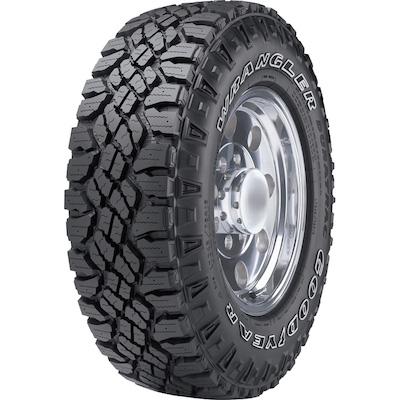 Goodyear Wrangler Duratrac Tyres 285/75R16LT 126/123P