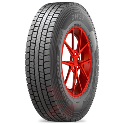 Hankook Dh 37 Tyres 11.00R22.5 148/145M