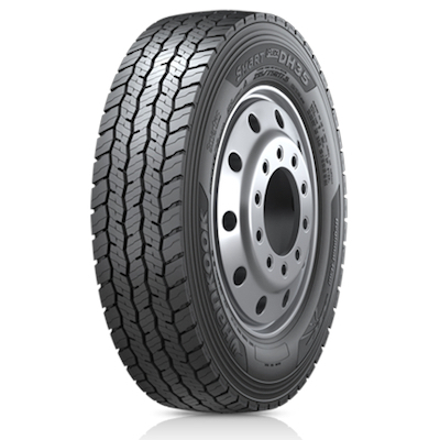 Hankook Smart Flex Dh 35 Tyres 205/75R17.5 124/122M