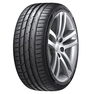 Hankook Ventus S1 Evo2 K117b Tyres 245/45R18 100Y