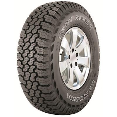 Hercules Terra Trac Rs Tyres 265/70R17LT 121/118S