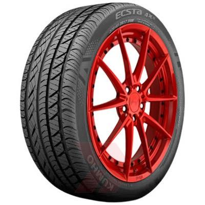 Kumho Ecsta 4x Ii Ku22 Tyres 205/50R17 93W