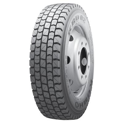 Kumho Krd02 Tyres 9.5R17.5 136/134L