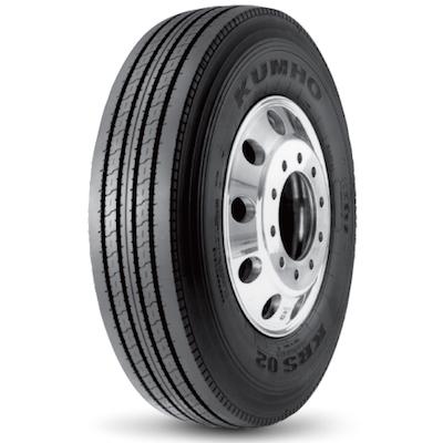 Kumho Krs02 Tyres 7.50R16 122/121L