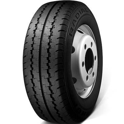 Kumho Radial 857 Tyres 215/60R16C 103/101T