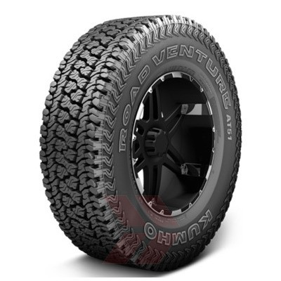 Kumho Road Venture At 51 Tyres 285/75R16 126/123R