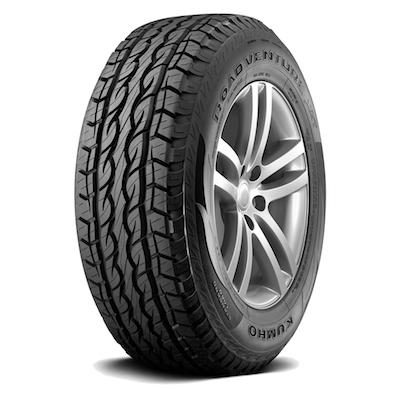 Tyre KUMHO ROAD VENTURE SAT KL61 M+S 285/75R16LT 126/123R  TL