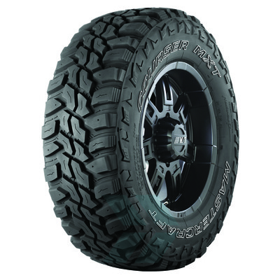 Mastercraft Courser Mxt Tyres LT245/75R16 120Q
