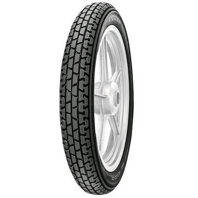 Metzeler Block C Tyres 3.50-19M/C 57P TT