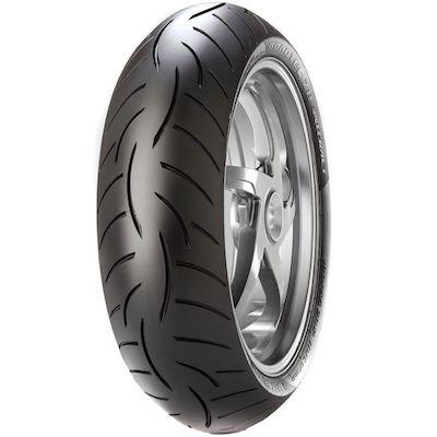 Metzeler Roadtec Z8 Interact Tyres 120/60ZR17M/C (55W)