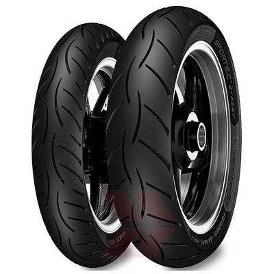 Metzeler Sportec Street Tyres 150/60-17M/C 66H