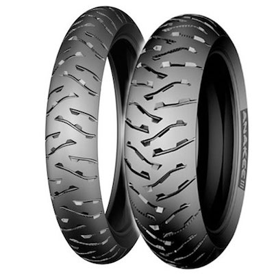 Michelin Anakee 3 Tyres 140/80R17M/C 69H/TT