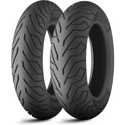 Michelin City Grip Tyres 110/90-12 64P
