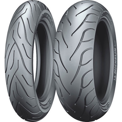 Michelin Commander 2 Tyres 120/70ZR19M/C 60W