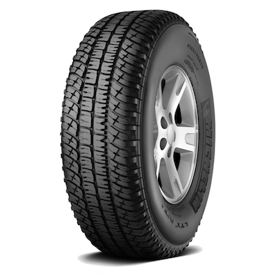 Tyre MICHELIN LTX AT2 LT245/75R16 120R