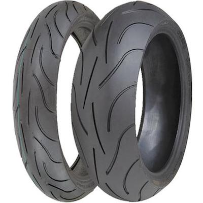 Michelin Pilot Power Tyres 120/70ZR17M/C (58W)
