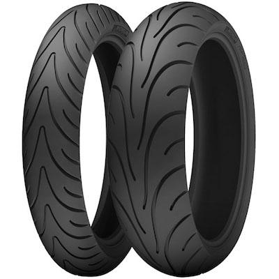 Michelin Pilot Road 2 Tyres 120/70ZR17M/C (58W)
