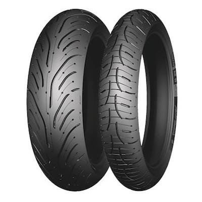 Michelin Pilot Road 4 Tyres 120/60ZR17M/C (55W)