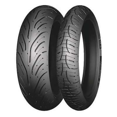 Michelin Pilot Road 4 Gt Tyres 120/70ZR17M/C (58W)