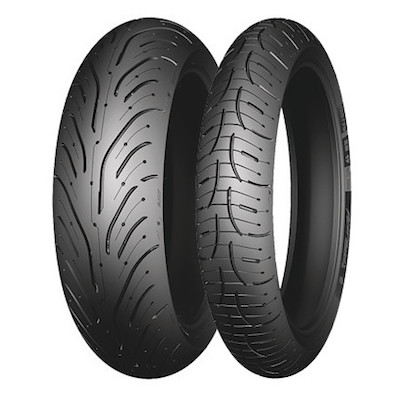 Michelin Pilot Road 4 Trail Tyres 110/80R19M/C 59V