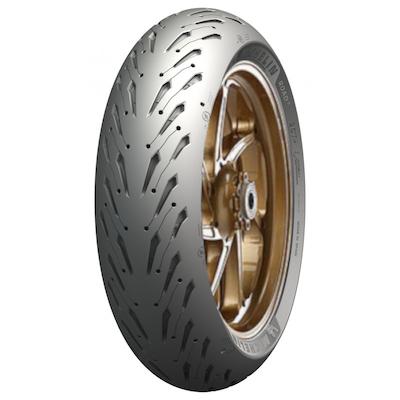 Michelin Pilot Road 5 Tyres 120/60ZR17M/C (55W)