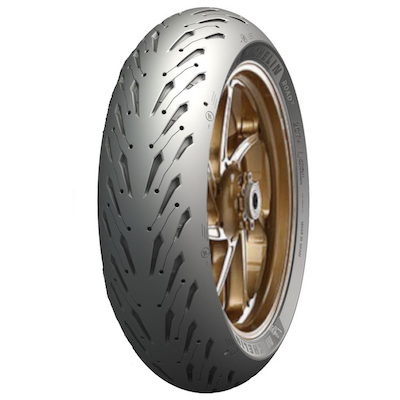 MichelinPilot Road 5 TrailTyres110/80R19M/C 59V