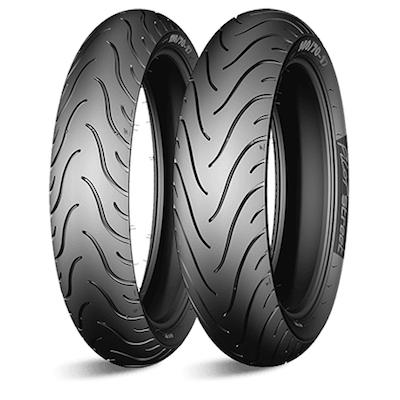 Michelin Pilot Street Tyres 80/90-17M/C 50S/TT