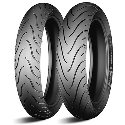 Michelin Pilot Street Radial Tyres 110/70R17M/C 54H/TT