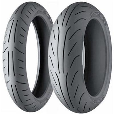 Michelin Power Pure Sc Tyres 140/70-12 60P