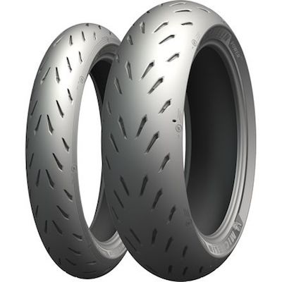 Michelin Power Rs Tyres 200/55ZR17M/C (78W)