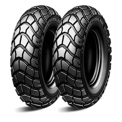 Michelin Reggae Tyres 120/90-10 57J