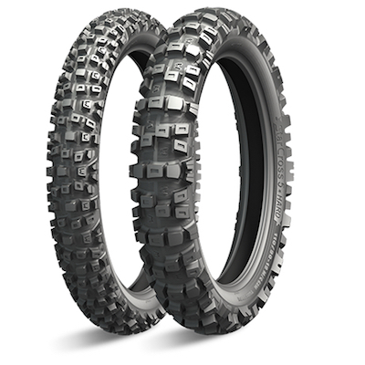 Michelin Starcross 5 Hard Tyres 90/100-21M/C 57M TT