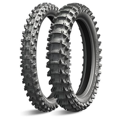 Michelin Starcross 5 Sand Tyres 80/100-21M/C 51M TT