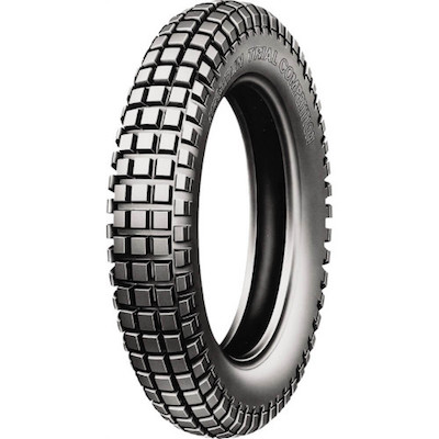 Michelin Trial Competition Tyres 2.75-21M/C 45L TT