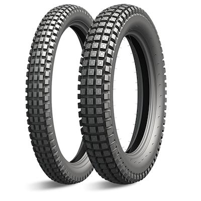 Michelin Trial Light Tyres 80/100-21M/C 51M TT