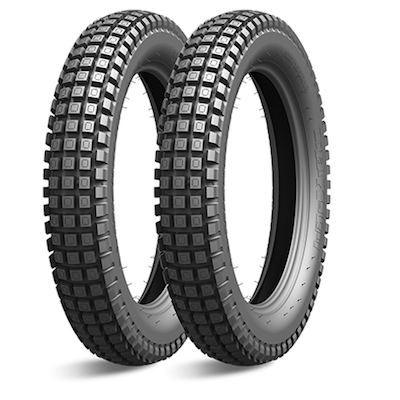 Michelin Trial X Light Competition Tyres 120/100R18M/C 68M