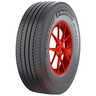 Michelin X Multiway Xze 3d Tyres 315/80R22.5 156L (154M