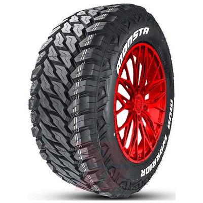 Monsta Mud Warrior Mt Tyres 265/50R20 114/117S
